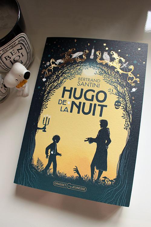 KOSMIK-Hugo de la nuit de Bertrand Santini