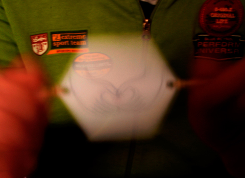 KOSMIK-Thaumatorpe Coeur en action