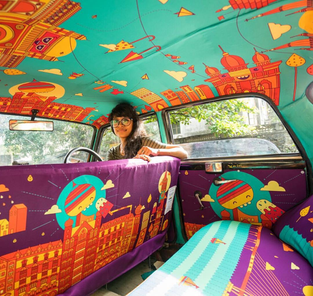 Taxi Fabric Mumbai